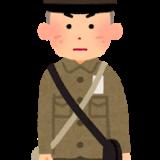軍服の少年