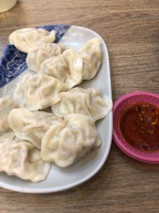 台南の水餃子