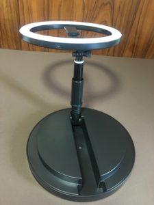 TARION LEDリングライト設置2